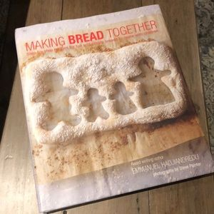 Making Bread Together Book